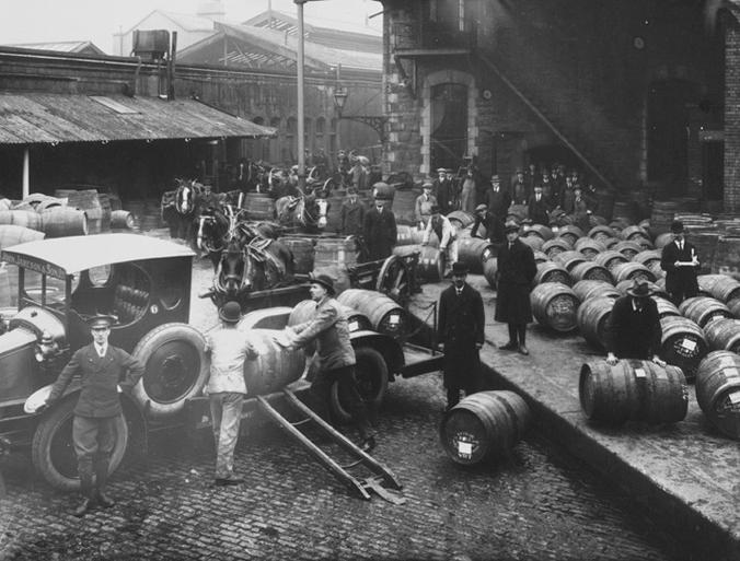 bow street distillery early 20 century
