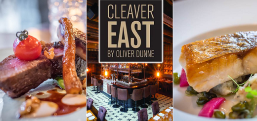 Share a Three Course Dinner for 2 People at Cleaver East for Only €49