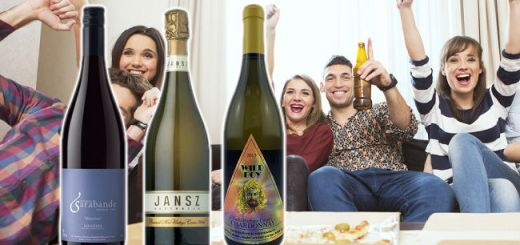 Score Big this Weekend with these Three Winning Wines