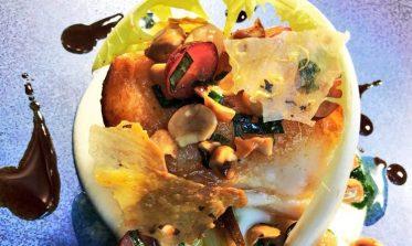 Ciaran McGill One Pico Food