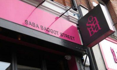 Saba Thai Restaurant, Baggot Street