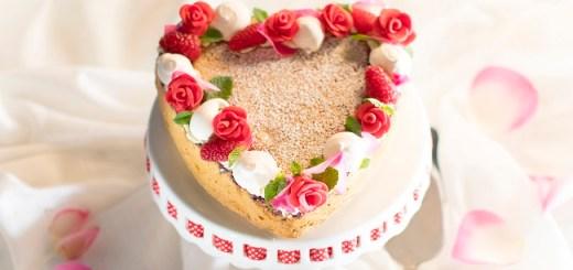 Siúcra & Catherine Fulvio's LOVE U Mother's Day Cake recipe