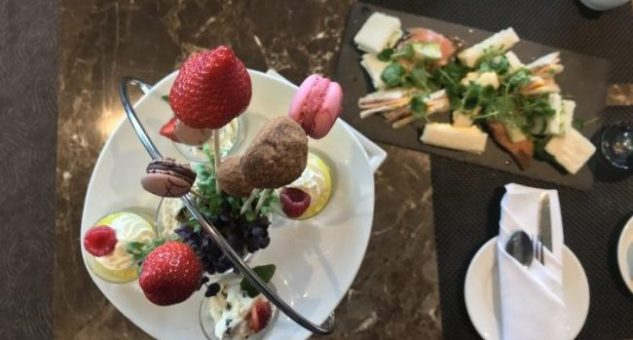 Cork International Hotel Afternoon Tea Review