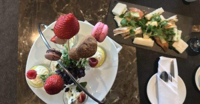 Cork International Hotel Afternoon Tea Review