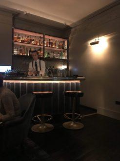 Lucky Duck upstairs bar