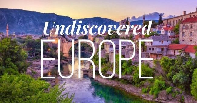 Undiscovered Europe