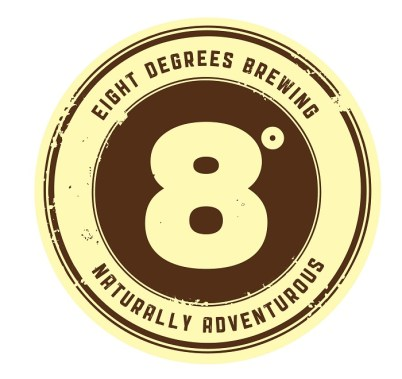 1 Eight Degrees Brewing logo