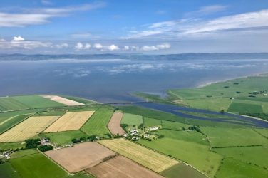 Northern Ireland Views Helicopter Ride