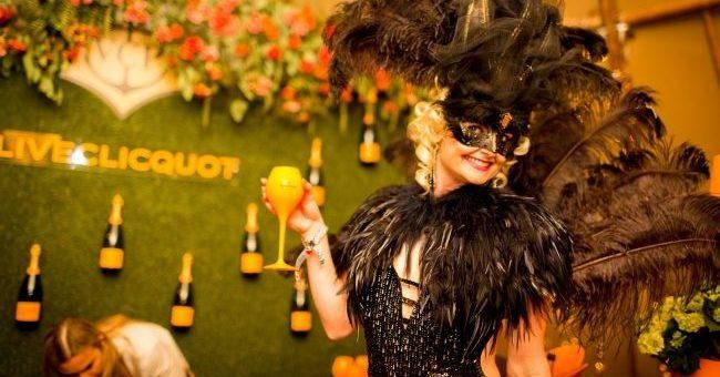 Veuve Clicquot Masquerade Ball