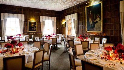 Waterford Castle Munster Room Restaurant