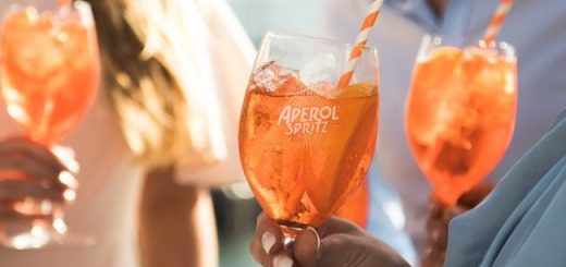 Outdoor Aperol Bar