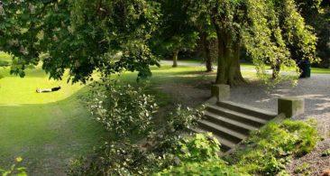 Iveagh Gardens Dublin