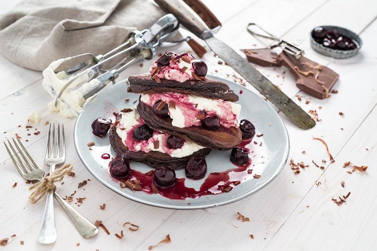 Siúcra's Black Forest Pancake Recipe