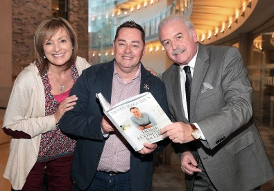 Mary Kennedy,Neven Maguire and Marty Whelan