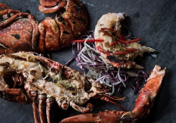 Saba Whole Lobster 3