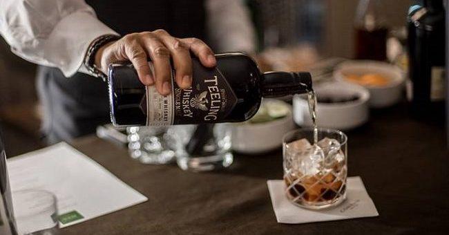 Teeling Whiskey Tasting