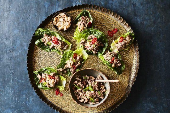 Asain Larb Salad