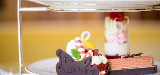 Shelbourne Hotel's Festive Afternoon Tea