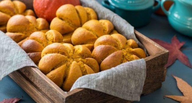 Healthy Pumpkin Bread Rolls Recipe From The Healthy Tart