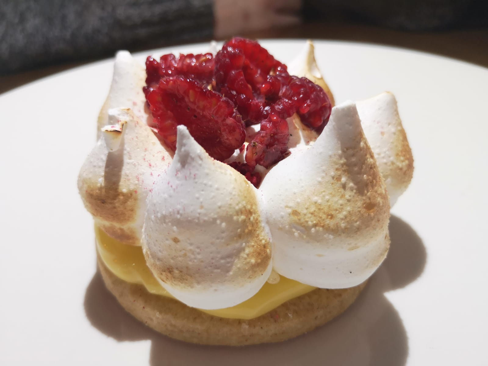 Lemon Meringue in Hartes of Kildate