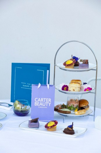 Not to be Missed - CARTER BEAUTY by Marissa Carter and Powerscourt Hotel Resort join forces for an inspirational Beau-TEA-Ful collaboration - Alan Rowlette P