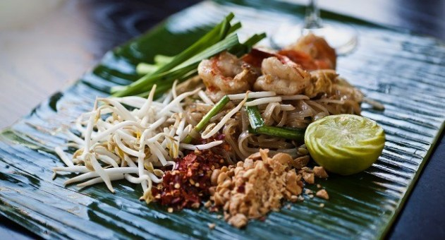 Pad Thai Recipe By Chef Tao From Saba
