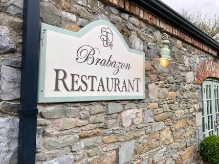 Dinner in Brabazon Restaurant in Tankardstown House Hotel in Meath - TheTaste Review