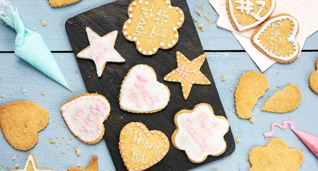 Teachers Orange and Ginger Biscuits Recipe From Siúcra x Catherine Fulvio
