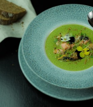 Seafood Chowder Recipe By Chef Stuart Heeney From Clontarf Castle