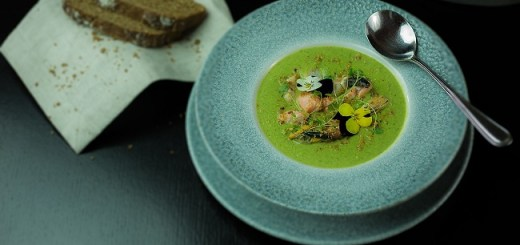 Seafood Chowder By Chef Stuart Heeney From Clontarf Castle