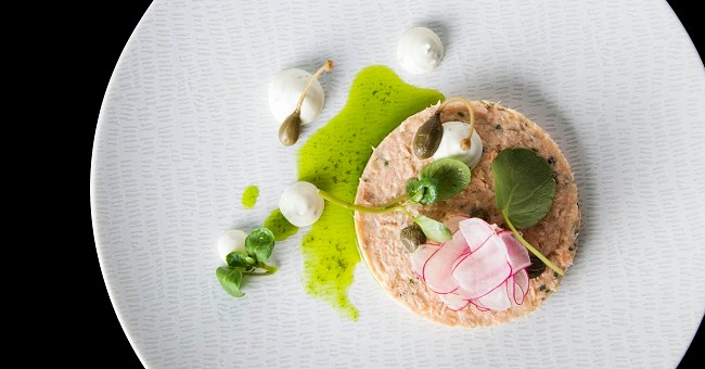 Smoked Salmon Rillette Recipe By Chef Igor From The Gibson Hotel