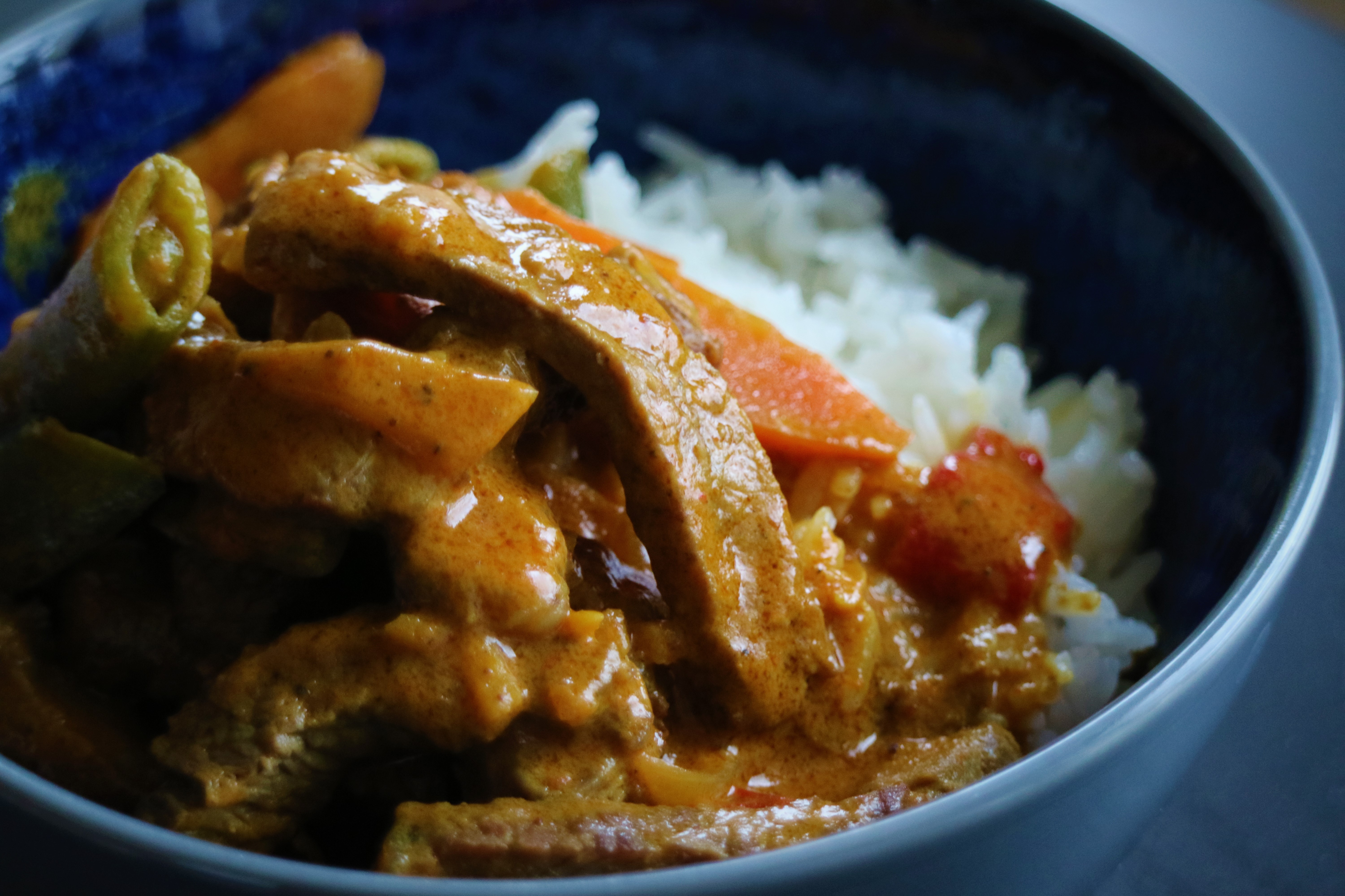 Lean and Creamy Anglo Indian Beef Curry Recipe By My Nutrition Ireland