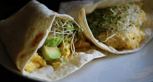 Soft Taco Breakfast Recipe By Chef Jeeny Maltese