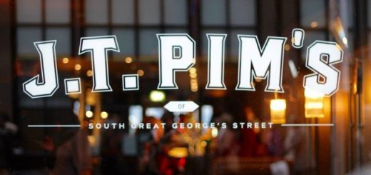 Enjoy a Trendy Brunch for 2 people with a Bottle of Prosecco in the Cool J.T. Pim's Bar for only €35