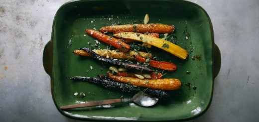 Maple & Hazelnut Glazed Carrots Recipe By Chef Jeeny Maltese