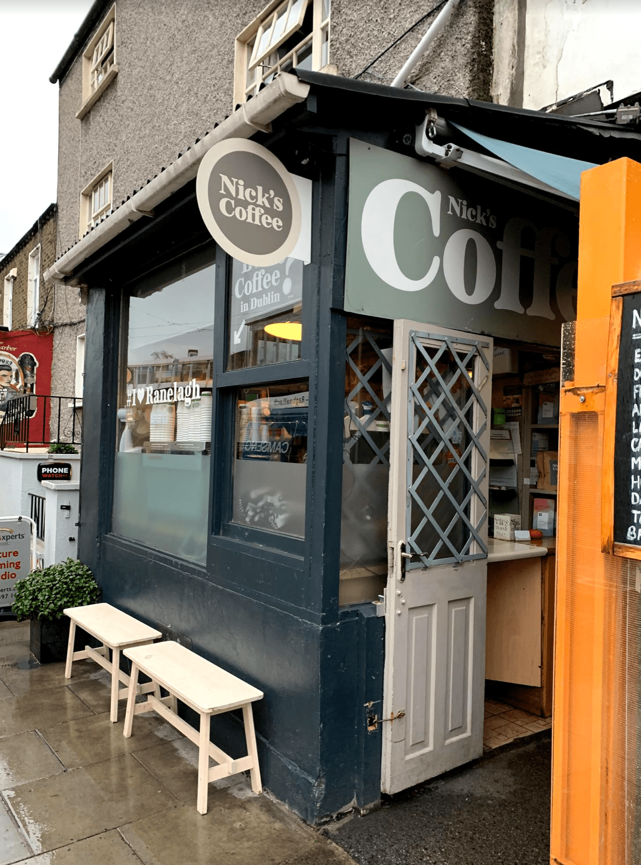 Ten Terrific Winter Coffee Spots To Warm Up In This Winter
