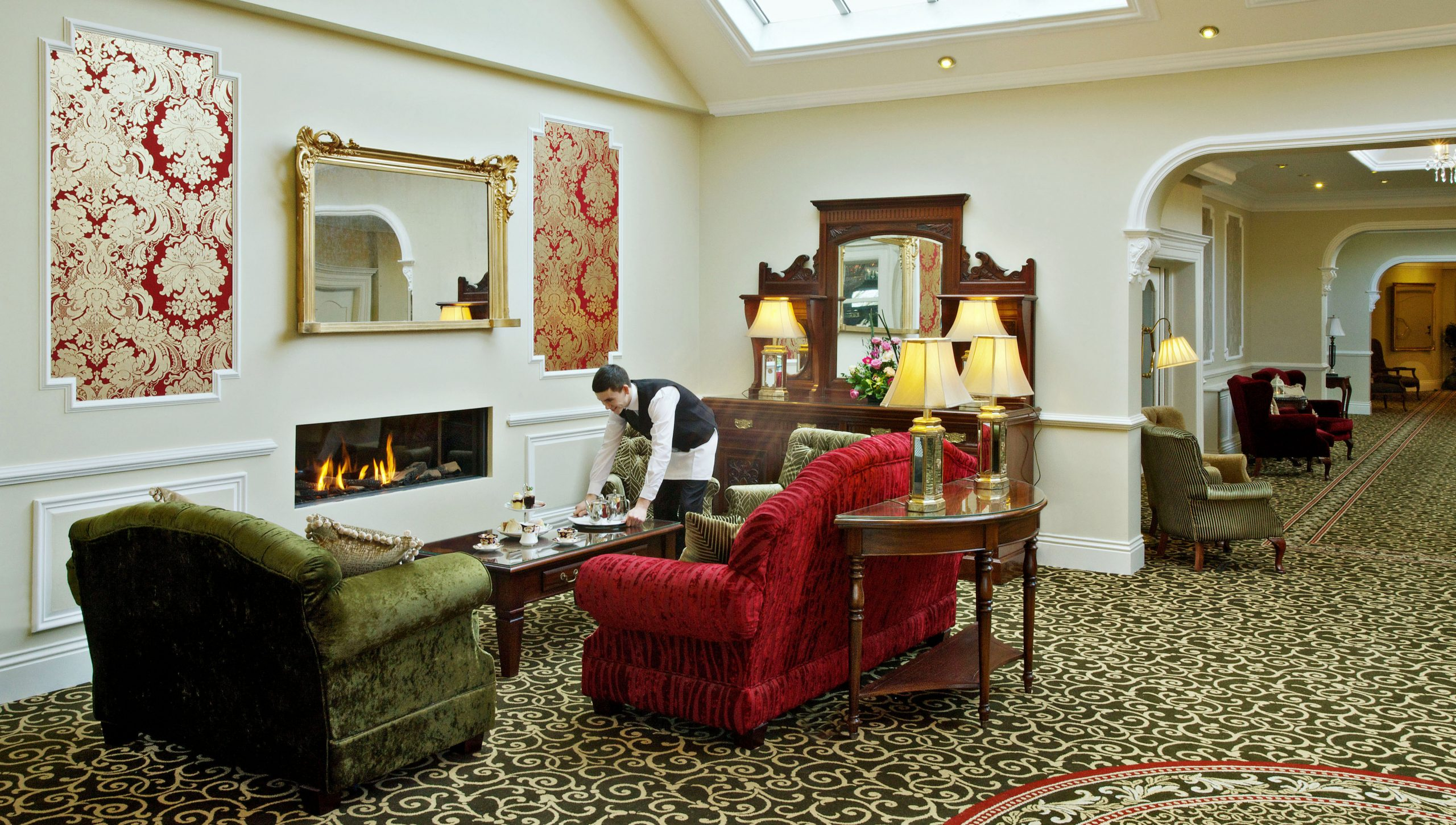 Fitzgeralds Woodlands House Hotel Adare
