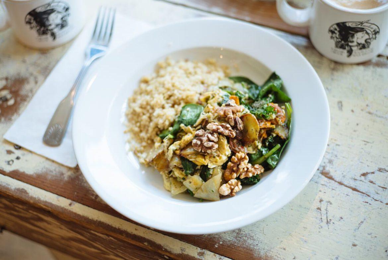 Visit Harlow for a vegan brunch in Portland Oregon PXD, The Taste Edit