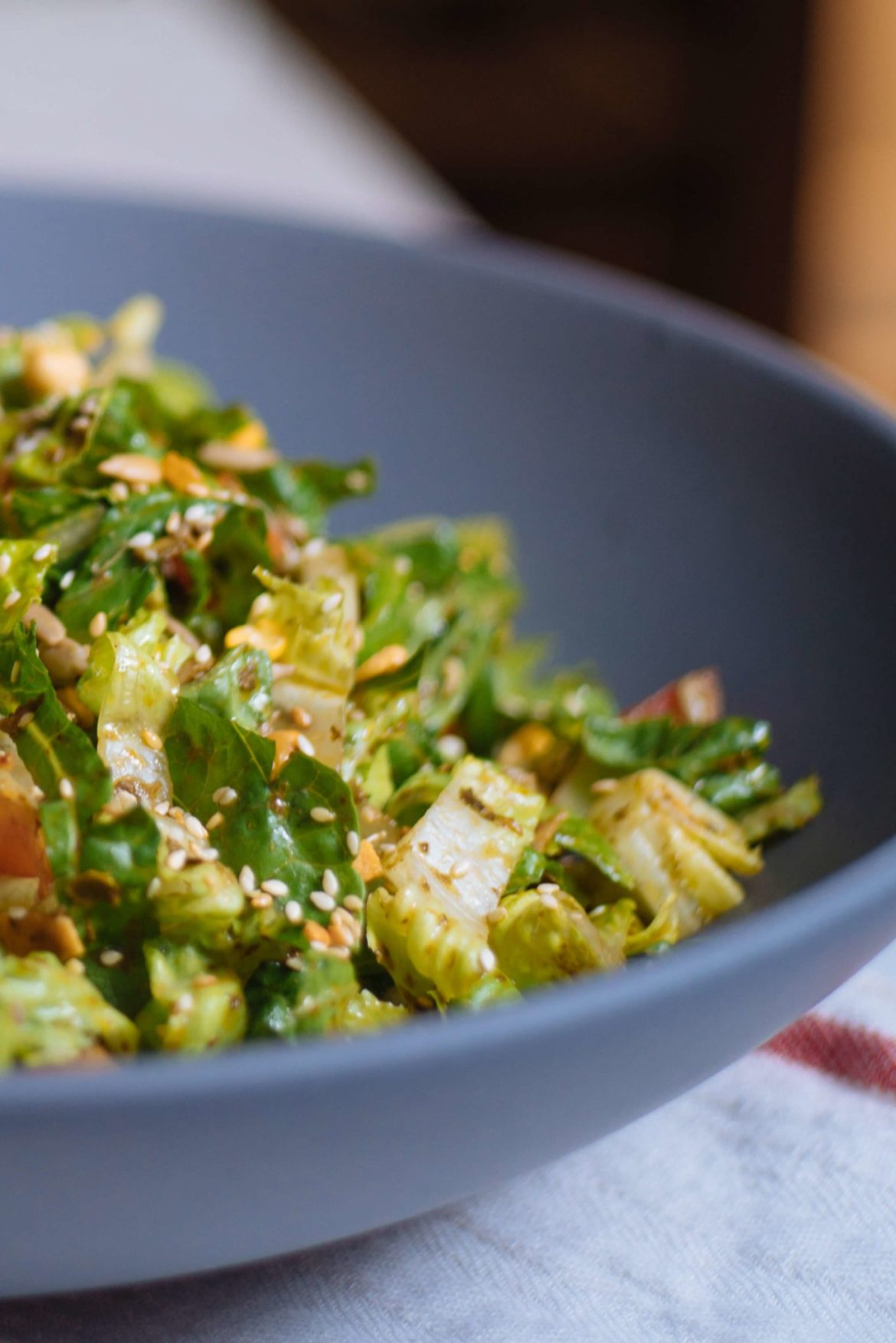Burma Superstar Fermented Tea Leaf Salad is easy to make using a kit, made by The Taste Edit
