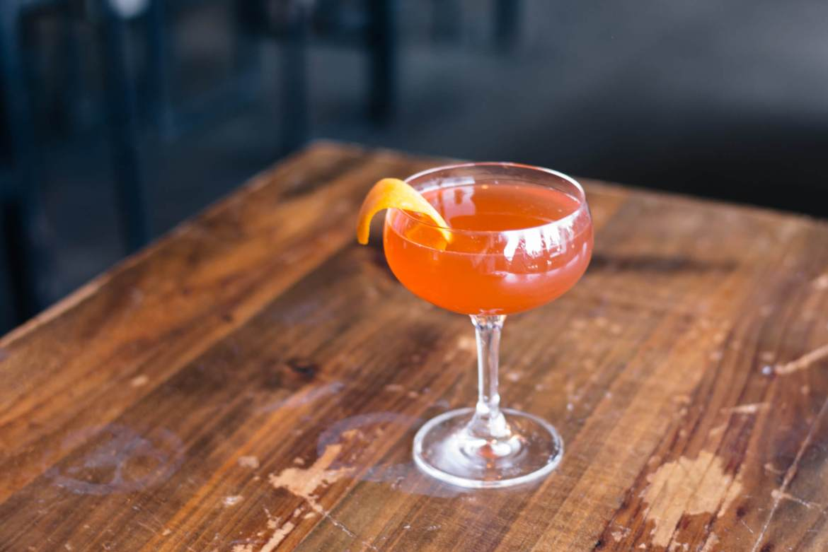 The Patio Negroni from Hog Island Oyster Co in San Francisco, The Taste Edit