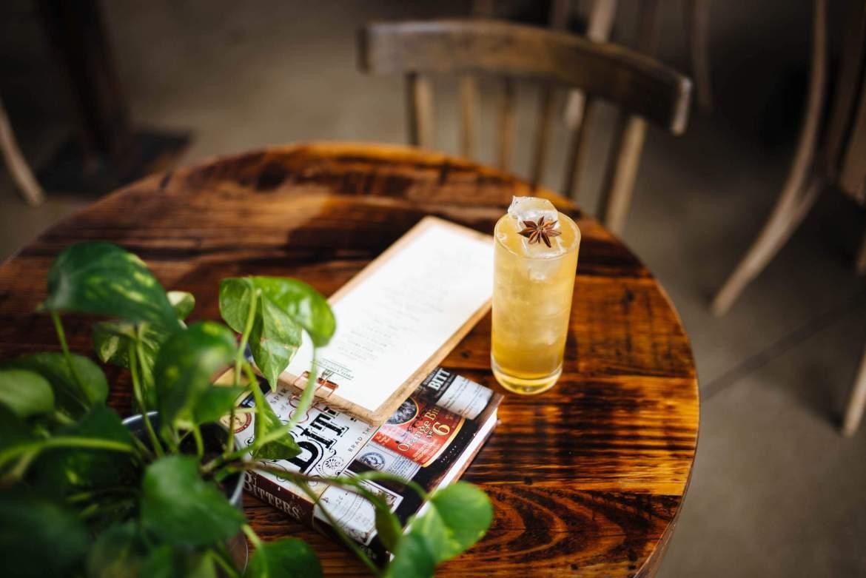 Philadelphia Distilling Company makes the best fall cocktail Apple Chai G + T Cocktail Recipe, The Taste Edit