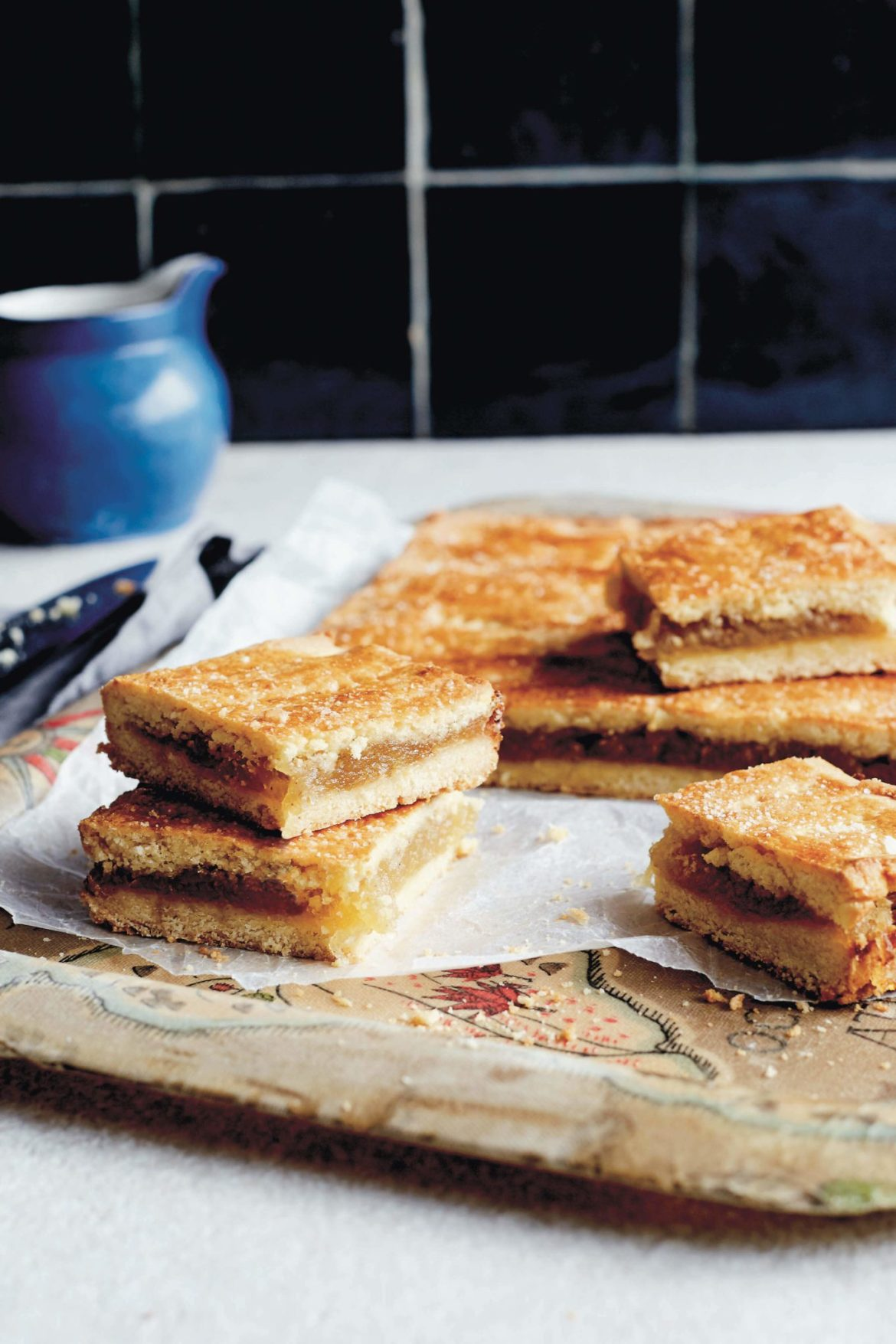 This fall Apple Cake Recipe is the perfect fall dessert recipe by Ino Kuvačić from Dalmatia: Recipes from Croatia's Mediterranean Coast, See more on The Taste Edit