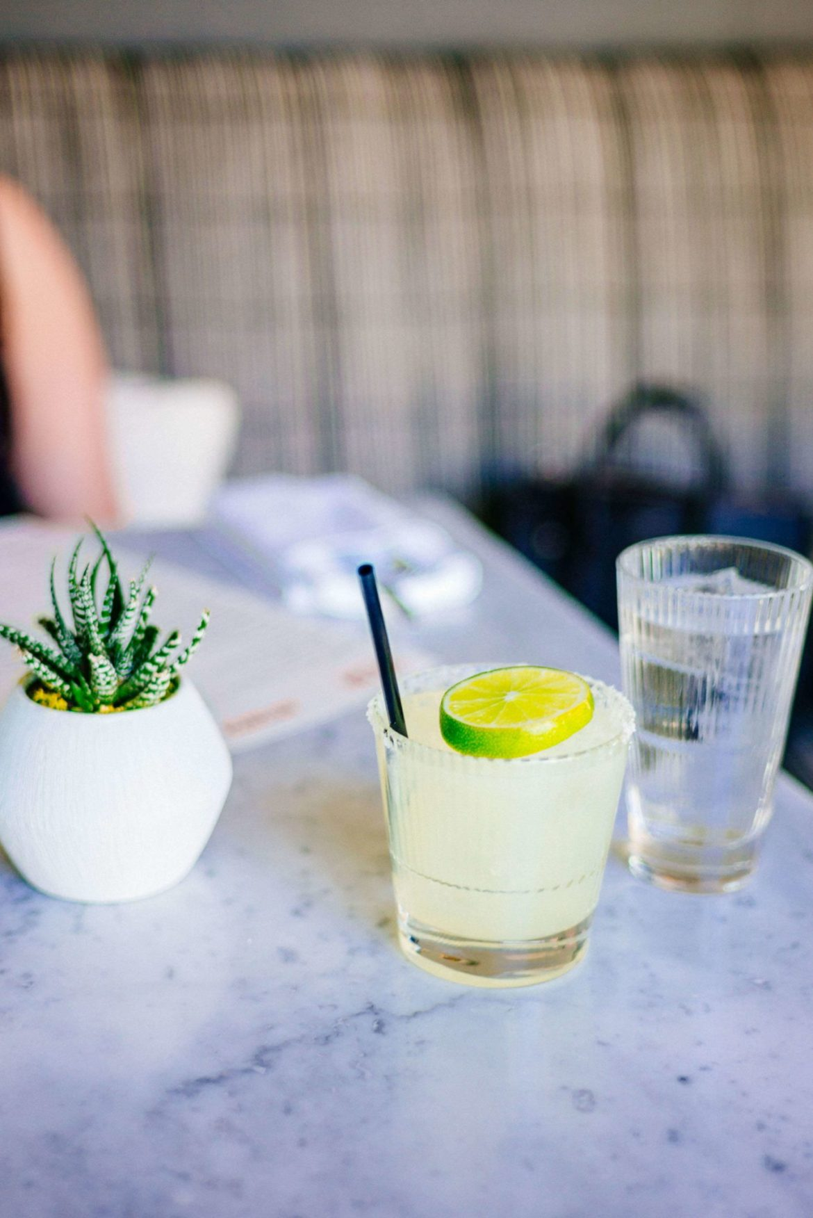 Try the margarita at Chi Chi at the Avalon Hotel Palm Springs , The Taste Edit