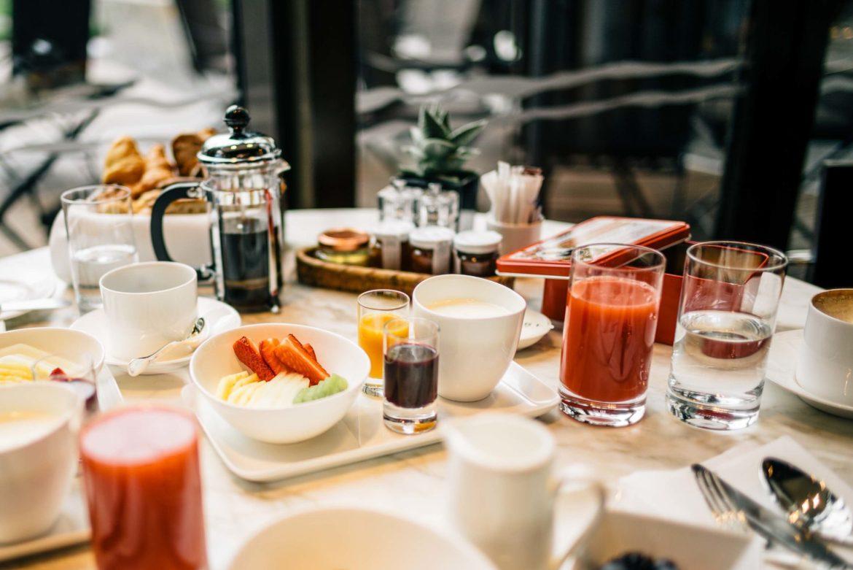 So many options for breakfast at Hotel Bulgari Milano, The Taste Edit