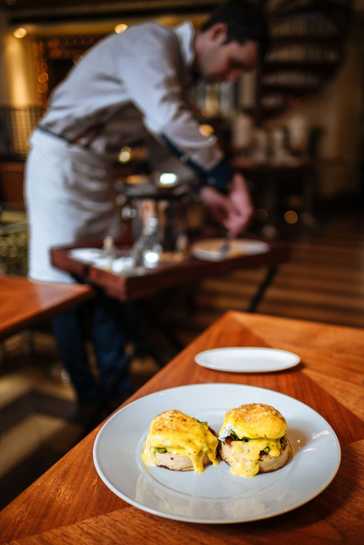 Breakfast with The Taste Edit at the Sofitel London St. James hotel