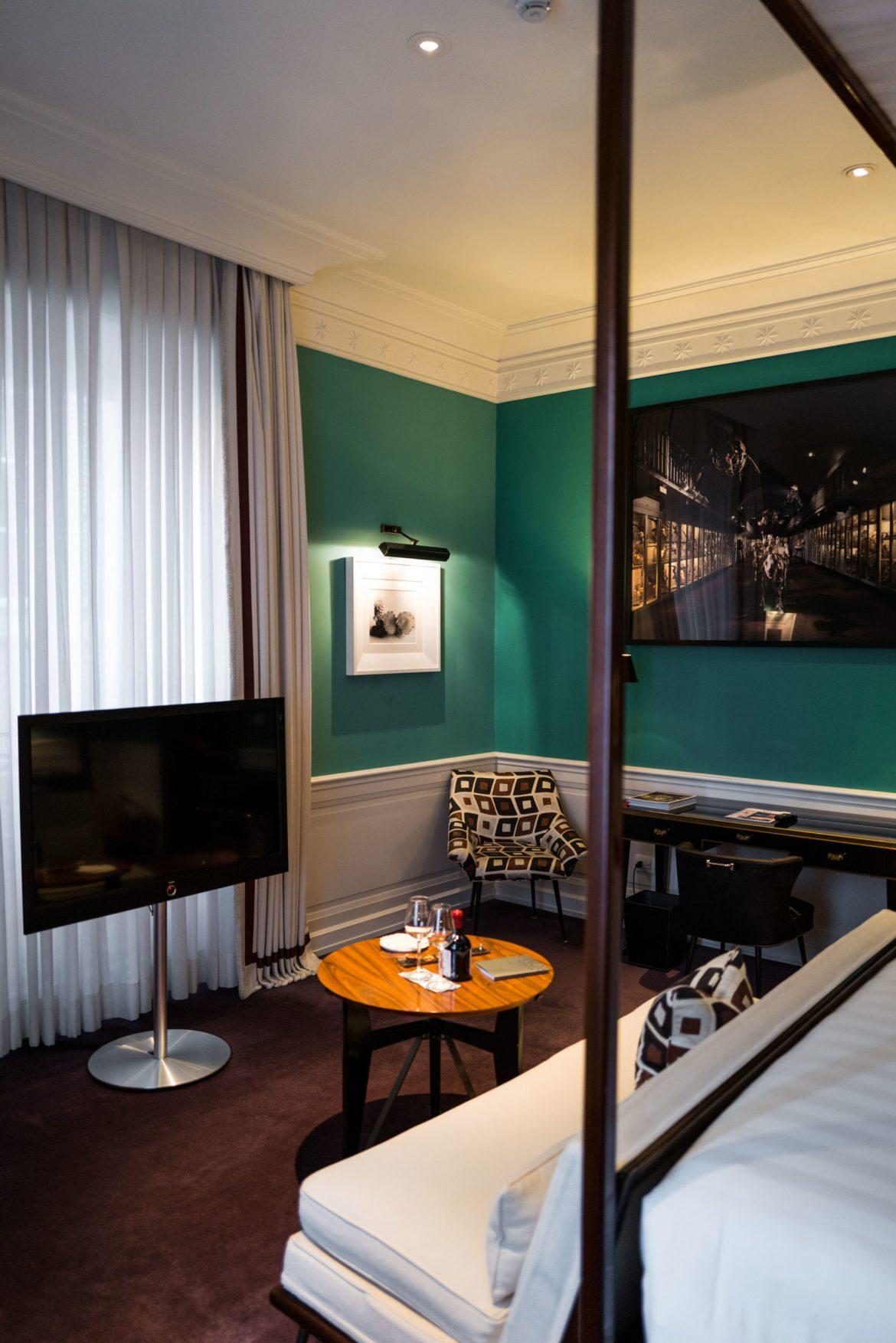 JK Place Roma hotel in Rome, The Taste Edit #hotel #rome #travel #decor #italy