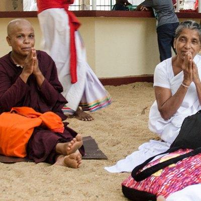 Mniszki w Anuradaphura