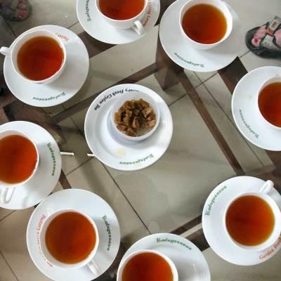 Ceylon tea. Sri Lanka