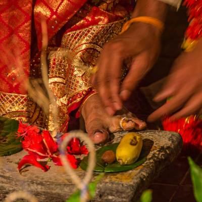 Srilankan wedinng