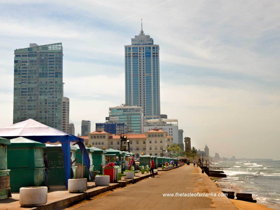Galle Face Green, Colombo